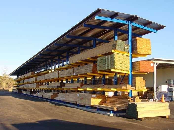rafturi cantilever extragreu si rafturi metalice cantilever pentru depozite